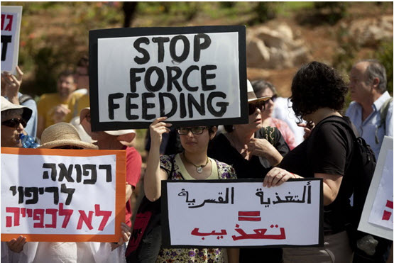 Force Feeding of the Prisoners on Hunger Strike Cannot Be Acceptable!