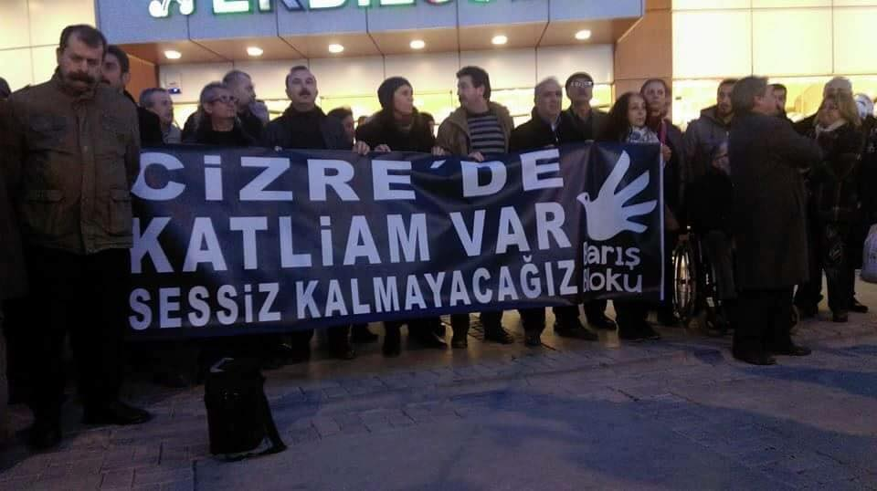 Police Violence Targeted Human Rights Defenders and Peace Activists in İzmir